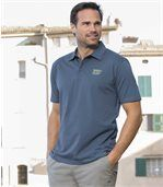 3er-Pack Poloshirts Jersey Newport  preview2