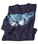 T-shirt 'White Mountain' preview2