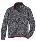 Melierter Pullover Sportswear preview2
