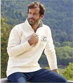 Wild North molton sweater