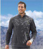 Graficzna bluza z moltonu preview1