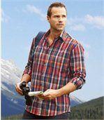 Flanelová košile Montreal preview1