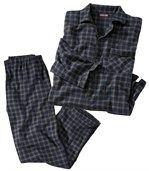 Pyjama Flanelle à Carreaux preview1