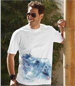 'Wave Surfing' T-shirt preview1