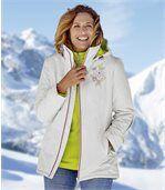 Teplá bunda Ski Snow