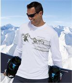 Zestaw 2 t-shirtów Góry Skaliste preview2