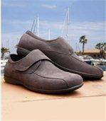 Men's Brown Moccasins preview1