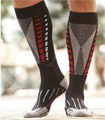 Lyžařské ponožky z vlákna Thermolite® preview1