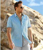 Men's Blue Ocean Adventure Shirt preview2