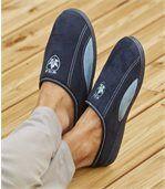 Flísové papuče