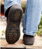 Men's Brown Moccasins preview2