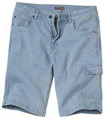 Men's Casual Denim Shorts