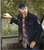 Jeansjacke Outdoor Exploration preview1