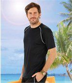Set van 3 T-shirts Beach Relax preview3