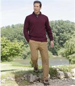 Zestaw 2 par wygodnych spodni preview2