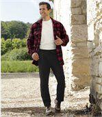Zestaw 2 par wygodnych spodni preview3
