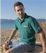 2er-Pack Poloshirts Beach Line preview2