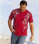 Sada 2 triček Maori Spirit svýstřihem do V preview2