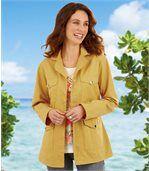 Kabát Slnečné Safari preview1
