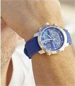 Horloge met dubbele tijdweergave preview6