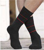 Sada 3 párů ponožek Fantazie preview2