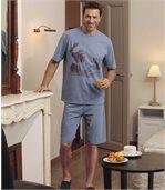 Krátke pyžamo Glenwood preview1