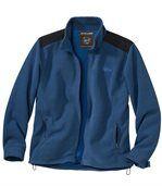 Jacke aus atmungsaktivem Fleece preview2