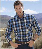 Flanelová košile Terra del Fuego preview1