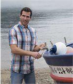 Kockovaná košeľa Seaside