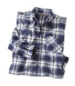 Flanelová košile ve stylu kanadských dřevorubců preview1