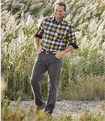 Stretch-Jeans Komfort mit Regular-Fit