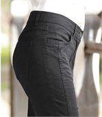 Pohodlné kalhoty nad kotníky preview4