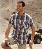 Popelínová košeľa Summer Trip preview3