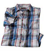 Kockovaná košeľa Seaside preview2