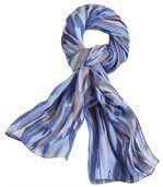 Lichte sjaal in een oase van blauw preview2