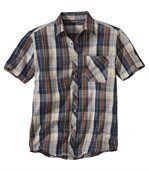 Popelínová košeľa Summer Trip preview2
