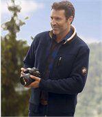 Blouson Polaire doublé Sherpa Adventure preview1