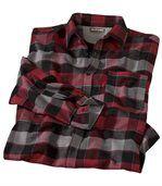 Flanelová košeľa Saint Jean
