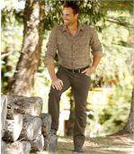 Spodnie Chinosy Twill Mountain preview2