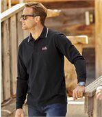 2er-Pack Poloshirts Canada in Piqué-Qualität