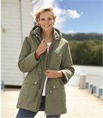 Parka mit Steppfutter Atlas For Women preview1