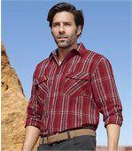 Kockovaná košeľa West Eagle preview1