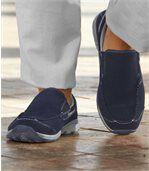 Mokasíny Navy Blue