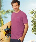 Set van 4 Team Surf T-shirts preview2