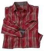 Kockovaná košeľa West Eagle preview2