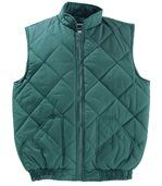 Gilet sans manches uni preview2