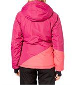 Peak Mountain   Blouson de ski femme ATENE fushia preview2