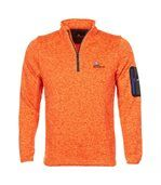peak Mountain - Sweat polaire homme CYPA- orange preview1