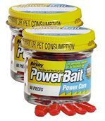 Berkley powerbait micro corn lot de 2 rouge tw... preview1