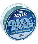 Zebco topic omx  fil à pêche multicolore 0,28 ... preview1